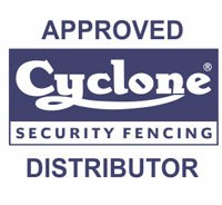 cyclone security fencing distributor