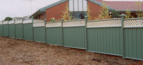 colourbond fencing melton