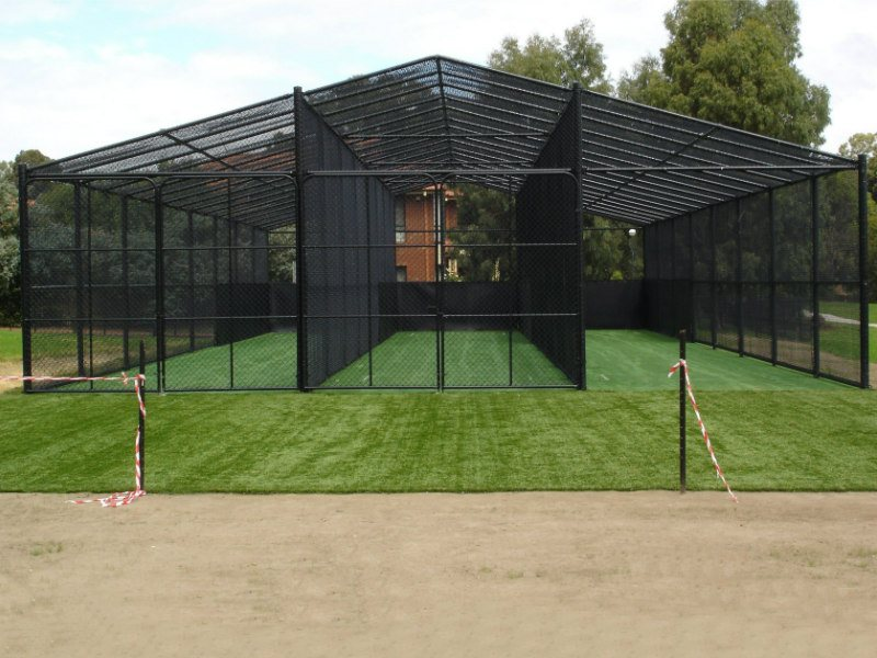 cricket nets fencing