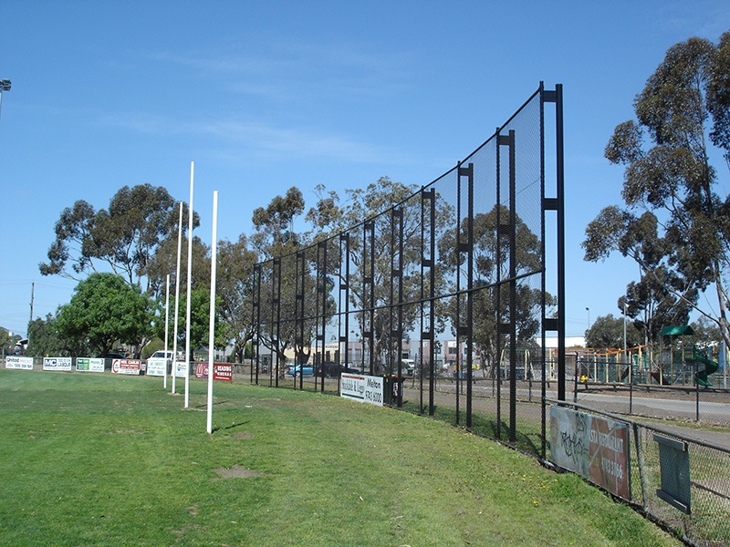 football net fencing
